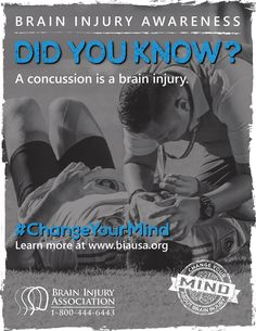 Every nine seconds, someone in the United States sustains a brain injury. An acquired brain injury (ABI) is an injury to the brain that is not hereditary or degenerative. There are two types of acquired brain injury: traumatic and non-traumatic. Brain Injury Awareness, Head Injury, Change Your Mind, Awareness Campaign, Traumatic Brain Injury, Caregiver, You Changed, Did You Know, Foundation