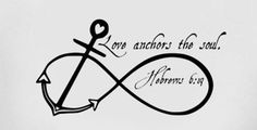 As you see the anchor breaks the infinity sign, which could symbolize Clarke and Lexa& real human connection breaking ALIE& control due to their love . Ring Tattoos, Mom Tattoos, Body Art Tattoos, I Tattoo, Small Tattoos, Tattoos For Women, Tattoo Quotes, Lace Tattoo, Tattoo Black
