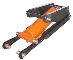 Single-Action Piston-Type Hydraulic Cylinder
