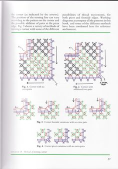 Niven, M. - Flanders lace step by step - lini diaz - Picasa Web Album Bobbin Lace Patterns, Textiles, Needle Lace, Lace Making, Filet Crochet, Doilies, Sewing Crafts, Needlework, Projects To Try