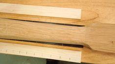 Making the fretboard Tenor Ukulele, Cigar Box Guitar, Bamboo Cutting Board, How To Make, Guitar