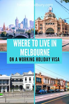Melbourne Markets, Melbourne Suburbs, Melbourne Travel, Australia Travel Guide, Visit Australia, Australia Living, Working Holiday Visa, Working Holidays, Melbourne Australia City