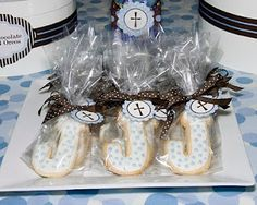 cute favor idea for boys baptism