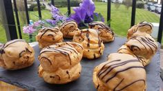 Choux pastry or actually easy! Once you've learnt how to do it, the delicious desserts you can make are endless.