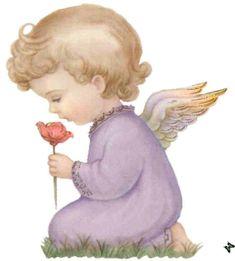 Angelitos, angelitos, ángel,