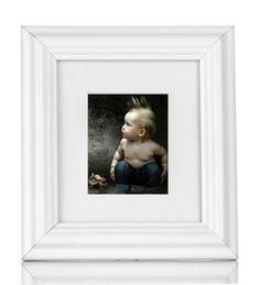 Sweet mini photo frame from ebay.