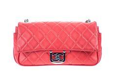 Chanel Icon Secret Label Jumbo Flap