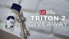 Giveaway - Aspire Triton  2 & Juice   UK ECIG STORE