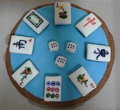Mahjong Cookie