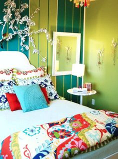 So pretty for a teenage girls room