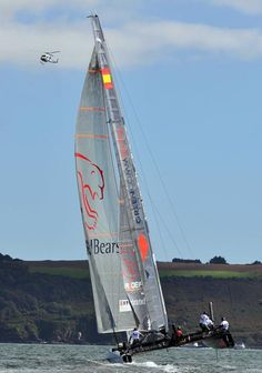 America's Cup World Series,  Plymouth