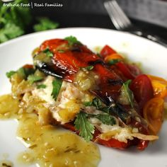 TheseChicken Stuffed Poblano Peppersare delicious and elegant with a short ingredient list that makes them easy to make thenget back to the party!