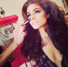 #Volume #Hair #makeup #gorgeous