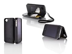 EYN Case for iPhone 4/4S  with mirror, credit card and cash pocket !