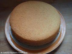 Recept - Tårtbotten (grundrecept)