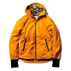 Rakuten: narifuri ナリフリ nari/furi NF627 MINI RIPSTOP WIND BREAKER orange dyed windbreaker Orange Ripstop / camouflage / Camo pattern / bike /...
