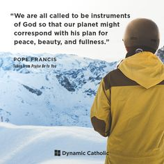 Meeting people where they are… leading them where God calls them to be. Be Catholic. Catholic Quotes, Catholic Prayers, Catholic Saints, Pope Francis Quotes, Dynamic Catholic, Peace On Earth, Prayer Quotes, Spiritual Growth, Daily Reflections