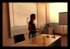 Marta Iglesias en taller Creciendo a través del Duelo