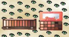 While green peepers are naturally a head-turning hue, choosing the right makeup shades can make the color stand out even further. From smokey silvers to ruby red, we've rounded a list of palettes that work great for enhancing green-colored eyes. Diy Beauty, Beauty Hacks, Beauty Tips, Makeup Haul, Simple Makeup, Ruby Red, Eye Color, Green Eyes, Cover Photos