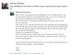 Grib de lavthængende frugter på de sociale medier. Johnny Skovby gør det rigtige her.