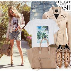 """1470. Celebrity Style: Ashley Tisdale"" by chocolatepumma on Polyvore"