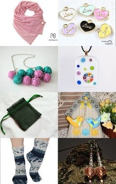 2105 - Great Gifts by Shelley on Etsy--Pinned with TreasuryPin.com