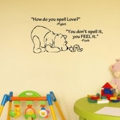 Winnie The Pooh.Vinyl Wall Art Inspirational Quotes And Saying Home Decor  Decal Sticker From Sakari Graphics At The Wall Decals Quotes Part 74