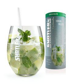 Die alkoholfreie Variante des Mojito -  Virgin Mojito #mojito #virginmojito #alkoholfrei #cocktail #nonalcoholic
