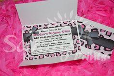 Sunny by Design: Pajama Glam Birthday party
