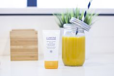 Target pores with the new Lumene Bright Now Vitamin C Blur Line & Pore Minimizer. http://www.lumene.com/minimize-appearance-pores #lumene