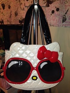 f676069acf8 It s Sugar Hello Kitty Tote Bag Barely used  like new condition. Hello  Kitty Purse