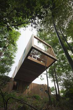 + Arquitetura :   Projeto da UID Architects.
