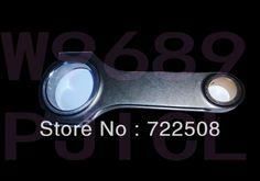 59.99$  Buy now - http://alih9h.worldwells.pw/go.php?t=980712713 - for 2002 M10 M30  forged 4340 billet connecting rod Stahlpleuel mit H Schaft bielle biella biela free shipping Quality warranty