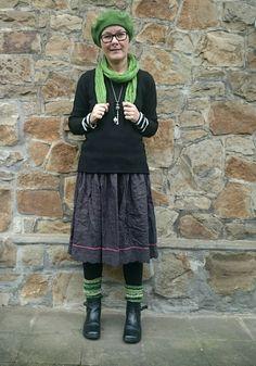 Gudrun Sjöden, Ewa i Walla