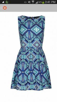 Iska dress