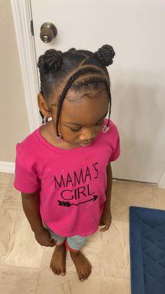 Little Girls Natural Hairstyles, Toddler Braided Hairstyles, Kids Curly Hairstyles, Toddler Braids, Little Mixed Girl Hairstyles, Black Toddler Girl Hairstyles, Childrens Hairstyles, Hairstyle Ideas, Hair Ideas