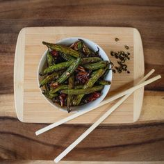 Sichuan dry fried green beans with @edem_food sun dried tomatoes and exclusive peppers 😍 Available in our online shop, link in bio. Dry Fried Green Beans, Dried Tomatoes, Sun Dried, Fries, Stuffed Peppers, Vegetables, Link, Shop, Stuffed Pepper