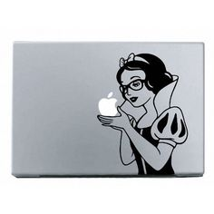 Macbook decal.