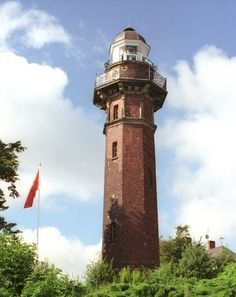 Gdansk Nowy Port Light Poland  Wikimedia photo copyright City of Gdańsk;  reproduction permitted with attribution