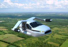 Empresa promete vender carro voador a partir de 2020 >> http://wp.me/p3gQS6-qA
