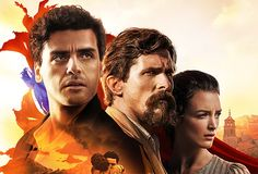 New The Promise Poster with Oscar Isaac and Christian Bale