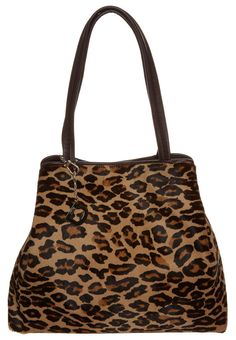 Shopping Bag leopard   DKNY