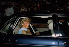 Princess Diana at 1987 Cannes Film Festival