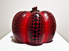 Yayoi Kusama  #ceramics #pottery