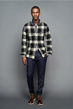 J.Crew Fall-Winter 2015 Men's Collection | GQ