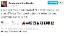 love wonka