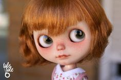 Tolé Tolé dolls: Tutti Fruti is looking for a new home