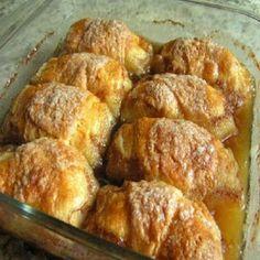 Best recipes: Pioneer Woman's Apple Dumplings                                                                                                                                                                                 More