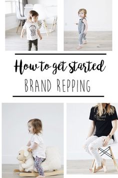 How to get started with Brand Repping on instagram. This is a great guide!