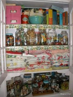 Cupboard of Treasures